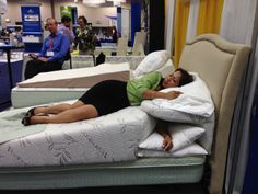 SLEEP Conference 2014 The bed of the future, today, iSideSleep.