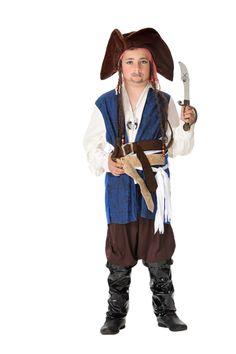 Disfraz de #pirata del caribe