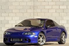 mitsubishi eclipse - I want this color on my car