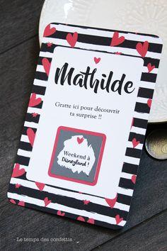 mariage temoin demande demoiselle dhonneur Devine quoi Carte /à gratter Annonce grossesse