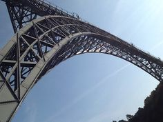 Porto bridge photo by A.Stuart