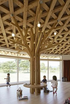 Gallery of Soma City HOME-FOR-ALL / Toyo Ito & Associates + Klein Dytham architecture - 3