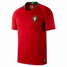 2018 Portugal World Cup Home Jersey [L232]