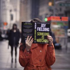 Ever get the feeling that someone is watching you? You're not alone. Inspired by the voyeuristic suspense of Rear Window, New York Times bestselling author Joy Fielding brings us SOMEONE IS WATCHING, a pulse-pounding story of a woman caught in a dangerous web of deceit, on sale now.