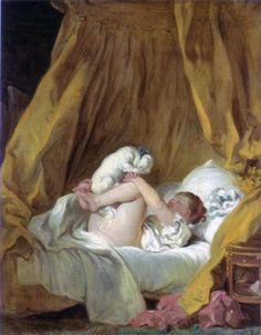 Pinturas de Jean Honoré Fragonard!
