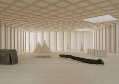 Éric Lapierre Experience - Musée national de Norvège Oslo 2009