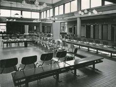 Wachtruimte Holyziekenhuis 1965