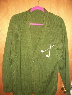 Dark Green Golf sweater in GrandmasClutter's Garage Sale in Colorado Springs , CO for $6.00.