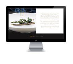 Branding and webdesign for the Norwegian gourmet restaurant 'Ylajali'.https://openbrand.com/rising-star/detail/19782I do not own all the photographs, if you do, please contact med if you want dem taken down.