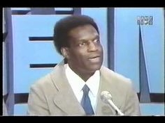 Nipsey Russell he was so funny!!