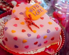 bakfeestenzo.nl - foto's// valentine cake