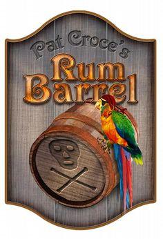 Rum Barrel Bar & Grill Key West...my favorite bar in Key West!  mmmmm Dirty Ho's
