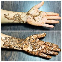 Looking for trending rakshabandhan mehndi designs? You& reached the right place! We& curated rakshabandan mehndi design images that& inspire you. Henna Hand Designs, Dulhan Mehndi Designs, Mehndi Designs Finger, Palm Mehndi Design, Latest Arabic Mehndi Designs, Latest Bridal Mehndi Designs, Full Hand Mehndi Designs, Stylish Mehndi Designs, Mehndi Designs 2018