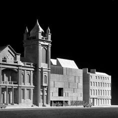 Art Gallery & Museum Cheltenham, UK - Terry Pawson Architects