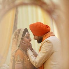 """Veere End ho Rakheya Bass"" – – A Punjabi Wedding in Patiala – Ohio Wedding Photographer Indian Wedding Couple, Wedding Couple Photos, Indian Bride And Groom, Bride And Groom Pictures, Sikh Wedding, Punjabi Wedding, Pre Wedding Photoshoot, Couple Shoot, Wedding Shoot"