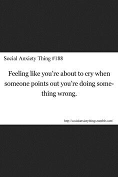 its not me being emotional. its me getting tired of feeling like everthing is my fault and that i cant do anything right