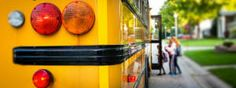 School Bus Runs Over 10-Year-Old's Leg After He Slipped and Fell on Ice in the Parking Lot