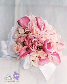 دسته گل عروس 2013