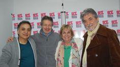 Entrevista a Virginia Lago y Hector Giovine Martes 12 a las 21 hs por canalfavorito.com