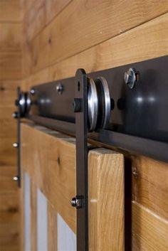 J Sliding Barn Door Track | Rustica Hardware