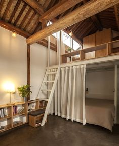 OEU-ChaO Convert 30 Square Meters House into a Family Home - InteriorZine