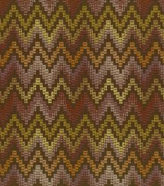 Possibly for the seat cushions in the camper.-Waverly Heartbeat Mulberry