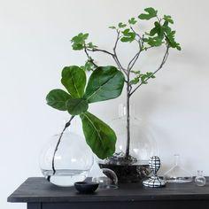 PALLO Vase by Carina Seth Andersson for Skruf in Småland, Sweden