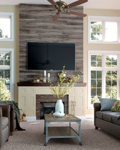 Laminate Flooring on Walls, Laminate Wall Installation   Mohawk Flooring