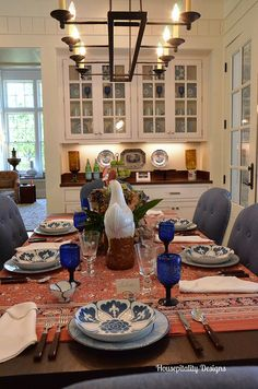 Dining Room-2015 Southern Living Idea House-Housepitality Designs
