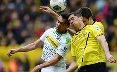 Sportvantgarde's blog.: Borussia Dortmund 1-2 Borussia Monchengladbach: Kr...