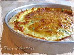 Crostata salata con stracchino, zucchine e pancetta by painetchocolat