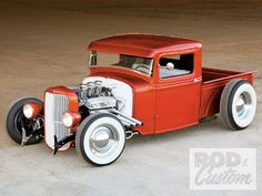 1932 Ford Pickup Tire Photo 4