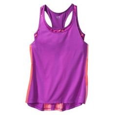 C9 by Champion® Women's Sporty Layered Run Tank - Assorted Colors