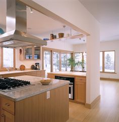 Load Bearing Columns Design Pictures Remodel Decor And Ideas Page 20 Kitchen Pinterest