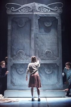 The Lion, the Witch and the Wardrobe at Rose Theatre Kingston