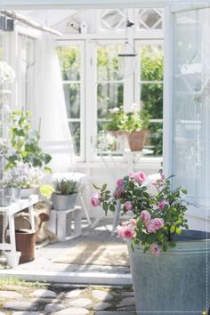 Do Pergolas Provide Shade Product White Cottage, Cozy Cottage, Greenhouse Shed, Pastel House, Pergola Canopy, Healing Herbs, Pergola Designs, Cottage Design, Pink Summer