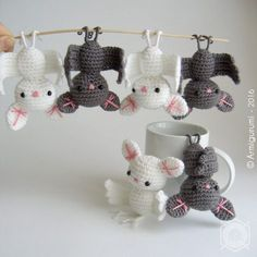 Mesmerizing Crochet an Amigurumi Rabbit Ideas. Lovely Crochet an Amigurumi Rabbit Ideas. Cute Crochet, Crochet Crafts, Crochet Dolls, Yarn Crafts, Crochet Baby, Kawaii Crochet, Crotchet, Baby Knitting, Beautiful Crochet