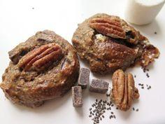 Madame Labriski a concocté une recette de galette exclusive, à la demande de SSQ. Graham, Desserts With Biscuits, Madame, Muffins, Scones, Keto Recipes, Steak, French Toast, Pork