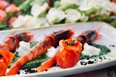 Prossimamente nel menù del Thotel! Carrots, Shrimp, Menu, Bar, Vegetables, Food, Menu Board Design, Essen, Carrot