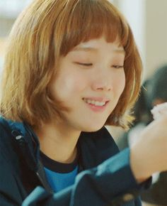 """""""Weightlifting Fairy Kim Bok Joo"""" is stealing the hearts of many. Its success can be attributed to the two main leads who are overwhelmingly adorable toget Weightlifting Fairy Kim Bok Joo Funny, Weightlifting Fairy Kim Bok Joo Wallpapers, Weightlifting Kim Bok Joo, Kim Bok Joo Swag, Weighlifting Fairy Kim Bok Joo, Joon Hyung, Kim Book, Swag Couples, Drama Gif"""
