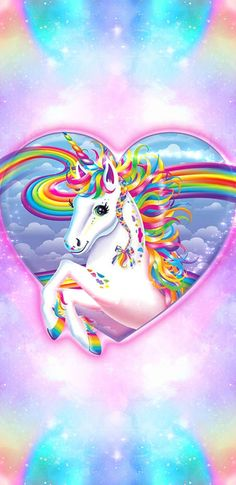 Unicornios Wallpaper, Fairy Wallpaper, Rainbow Wallpaper, Pink Wallpaper Iphone, Cellphone Wallpaper, Unicorn Drawing, Unicorn Art, Rainbow Unicorn, Unicorn And Fairies