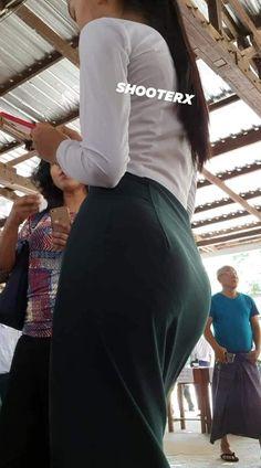 Burmese Girls, Myanmar Women, Myanmar Traditional Dress, Asian Model Girl, Cute Little Girl Dresses, Arab Girls Hijab, Beautiful Asian Women, Fashion Tips For Women, Sexy Asian Girls