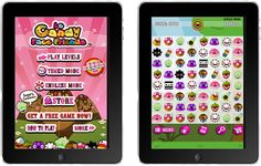 Le Candy Face Friends - IOS App on Behance