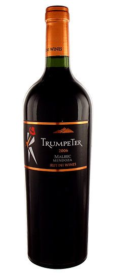 "Trumpeter-89 points and a ""Best Value"" from Wine Spectator: ""Very floral and pure with red plum, cherry, licorice, and mocha notes followed by tangy minerality.""At $6.99 this is simply an amazing value in the world of wine. Full of character, this over-achieves with its big ripe nose of candied blueberry, vanilla bean and rose petal lacings. Throw a bunch of lush, supple blue fruits in at the point of entry and some well timed nutmeg spice in the finish"