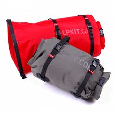 Alpkit - Airlok XTra the dual ended dry bag, for easy access