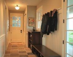 entryway mudroom
