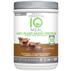 Healthy Meal Replacement  Healthy balanced nutrition: Essential 10 Meal provides the balanced ...