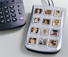 ONE-TOUCH PHOTO DIALER WITH BIG BUTTONS FOR ELDERLY, POOR VISION, CHILDREN HOMPET ~ http://www.amazon.com/dp/B008HKBIYC/ref=cm_sw_r_pi_dp_94tWsb0CBESDPBC3