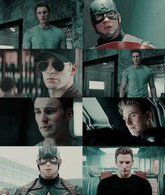 Uggghh! I'm so emotionally unstable! I for real almost cried when I saw this. How pathetic can you get? But seriously, am i the only one who's really scared for Civil War?