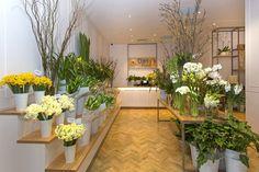 florist shop interiors | via camilla lyle